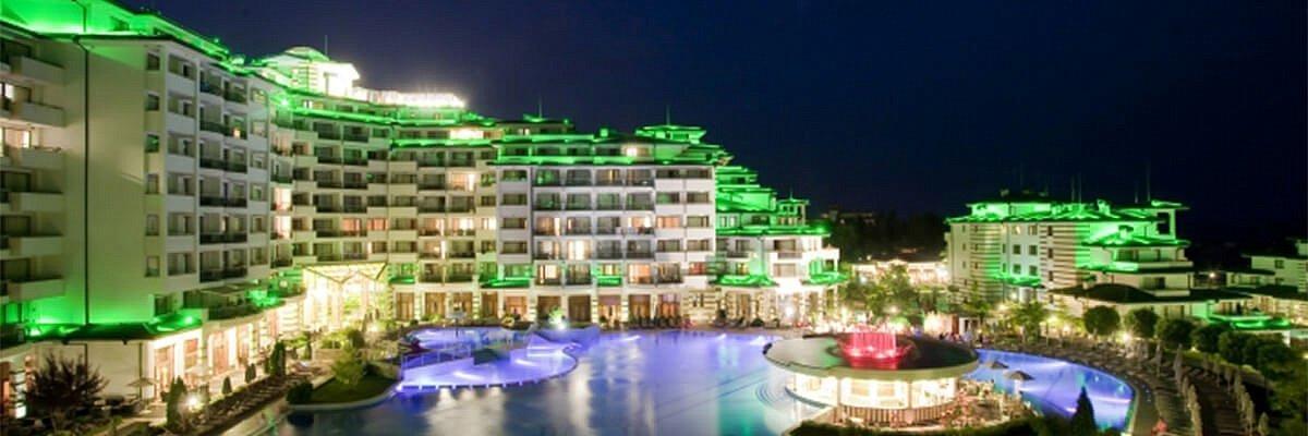 Emerald Beach Resort Spa Равда